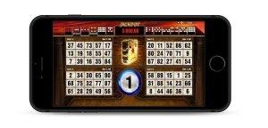 Una schermata che mostra il download Book of Ra Bingo su telefono mobile.