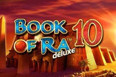 Gioca a Book of Ra 10 Deluxe Gratis