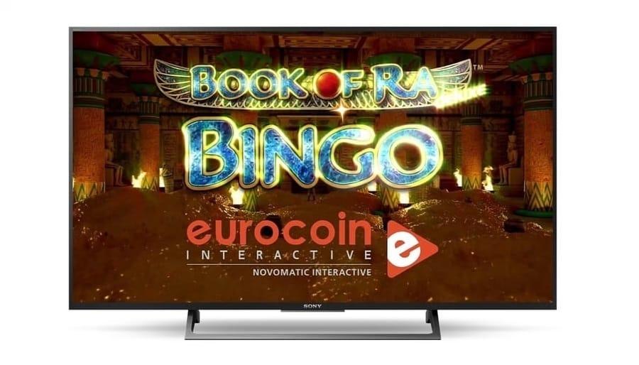 Schermata che rappresenta il video non disponibile Book of Ra bingo