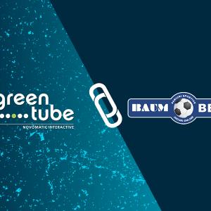 Nuova partnership di Greentube con Baumbet
