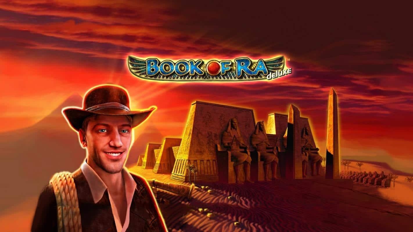 Quale versione di book of ra è adatta a me? Immagine dell'articolo scritto da Marco Fontana con il simbolo del gioco.