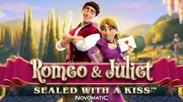 Foto in evidenza dell'articolo Romeo & Juliet sbarca tra le slot Novomatic