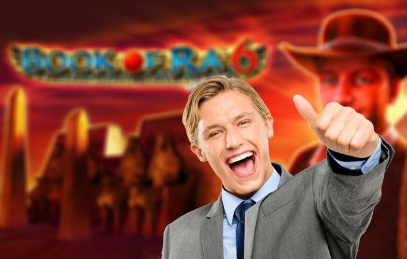 Immagine in evidenza dell'articolo come vincere a Book of Ra